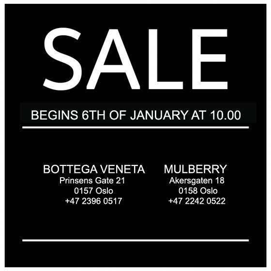 Bottega Veneta and Mulberry SALE (1)