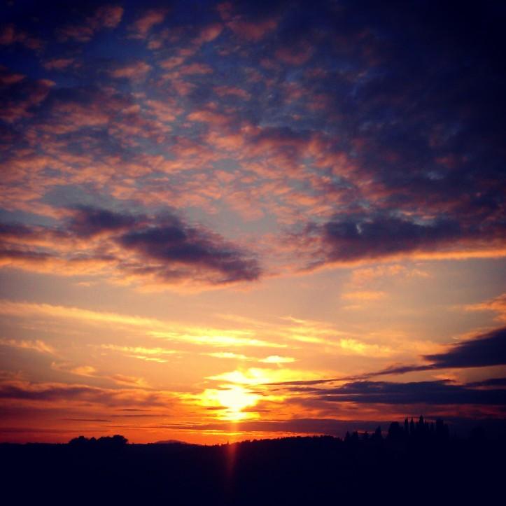 solnedgang Salvadonica