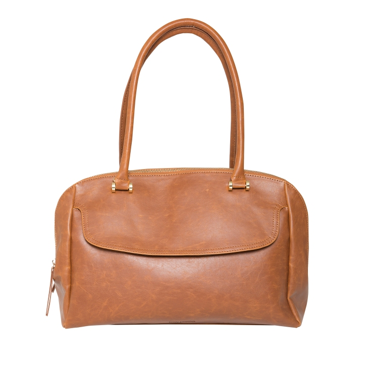 DON DONNA ARJA HANDBAG COGNAC_Handbags_Art no - 245614_499 SEK_Material - _Size -  kopi