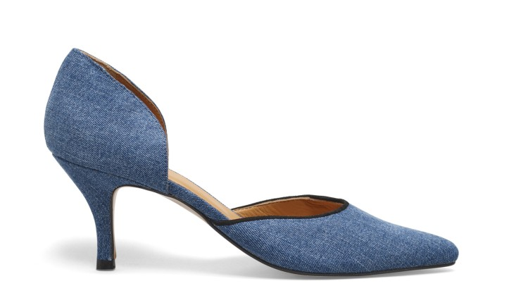 Ganni_Darya Denim_Heels (woman)_Art no - S0482_1799 SEK_1749 NOK_Material - Denim Fabric, Goat Leather Lining_Size - 36-46